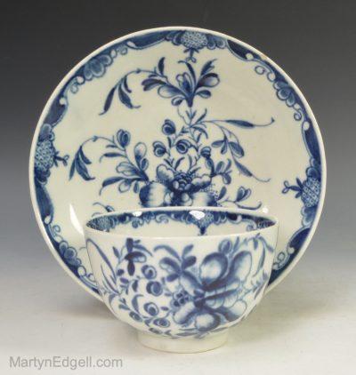 Worcester tea bowl & saucer