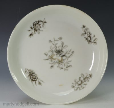 Chinese porcelain saucer