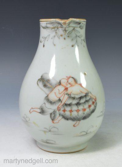 Chinese porcelain jug