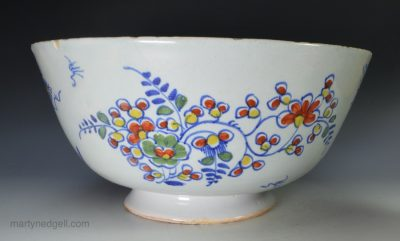 English Delft bowl