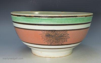 Mochaware bowl