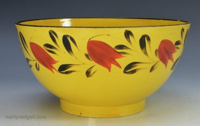 Canary Yellow bowl