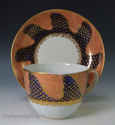 Coalport cup and saucer