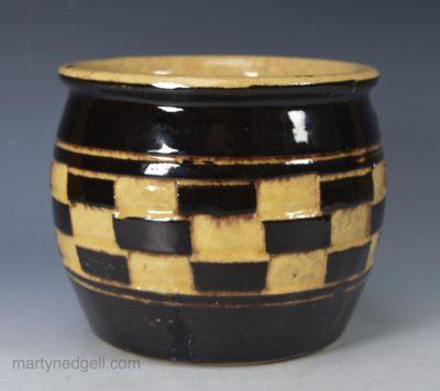Checker ware bowl