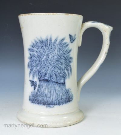 Pub pottery mug