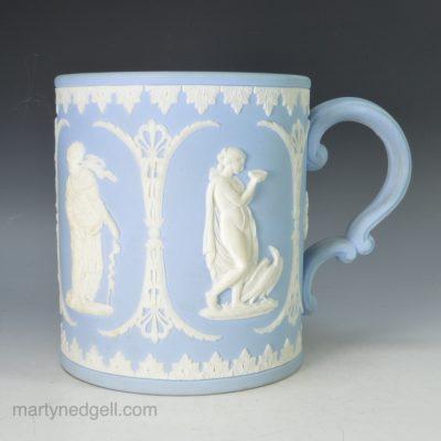 Adams jasperware mug