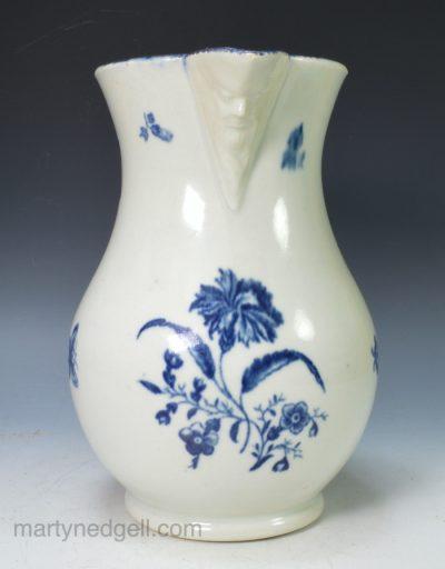 Worcester porcelain jug