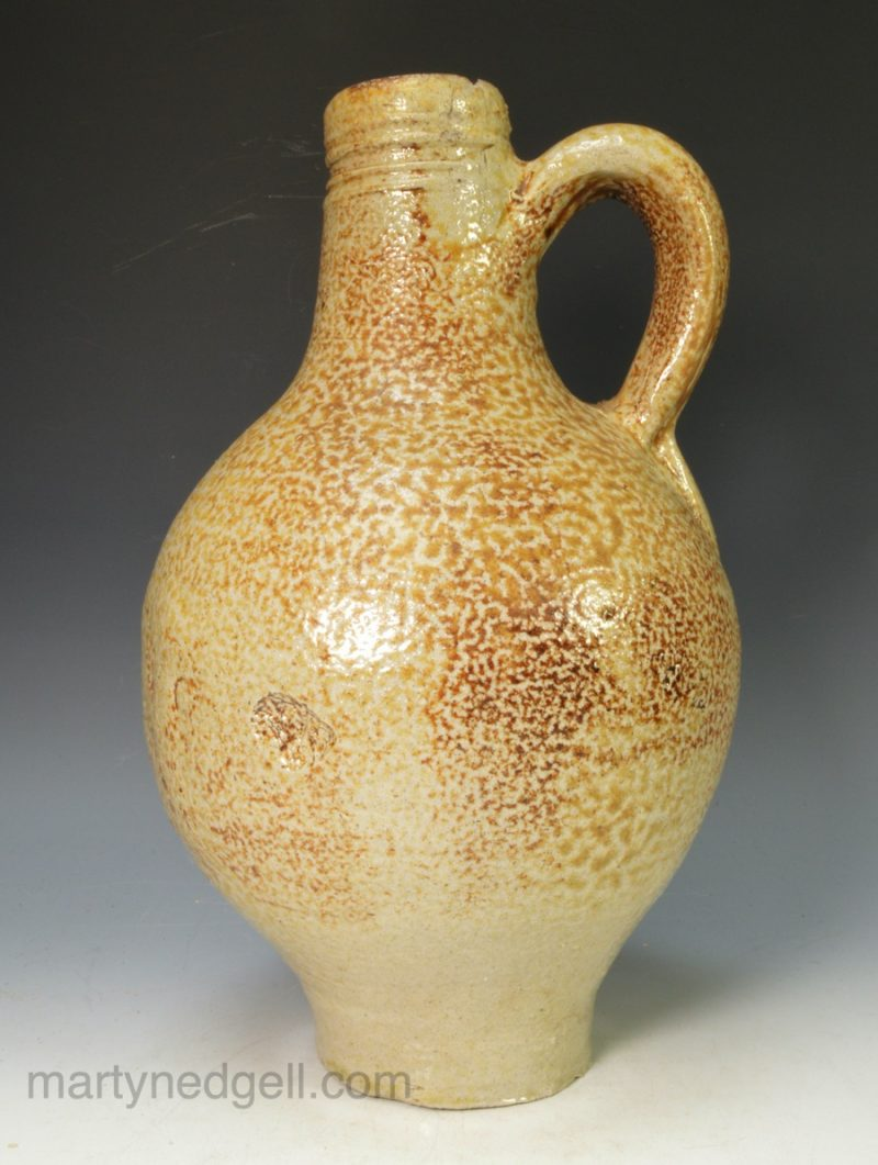 Fulham stoneware bottle