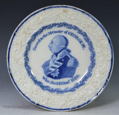 Commemorative plate