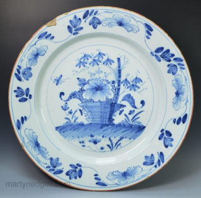 Liverpool Delft charger