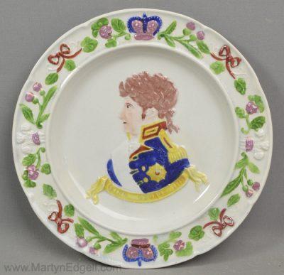 Antique Commemorative plate