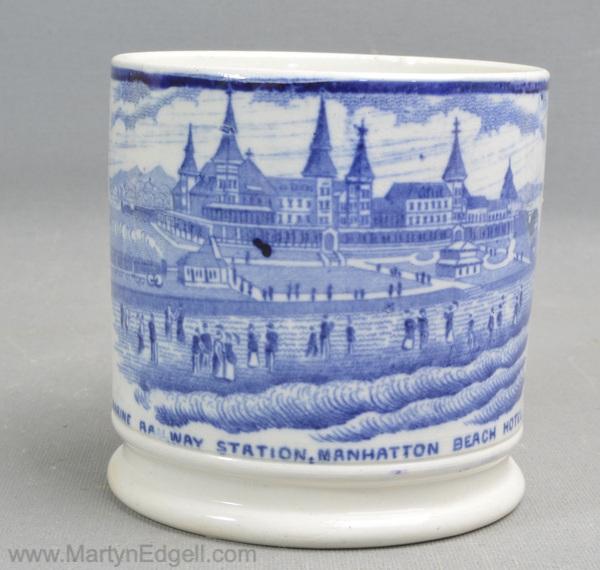 American commemorative mug