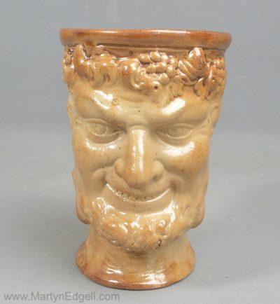 Saltglaze stoneware mug