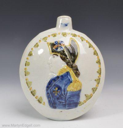 Commemorative flask