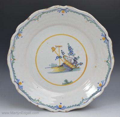 French revolutionary plate
