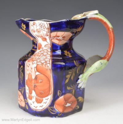 Ironstone jug