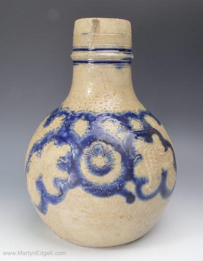 Westerwald stoneware bottle