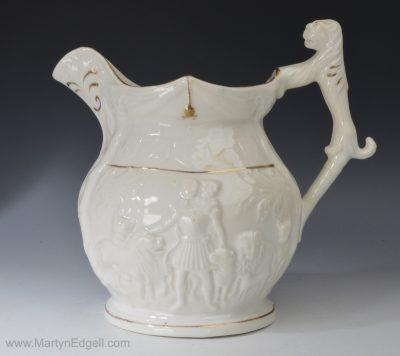Van Amburgh Porcelain jug