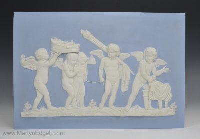 Wedgwood jasperware plaque
