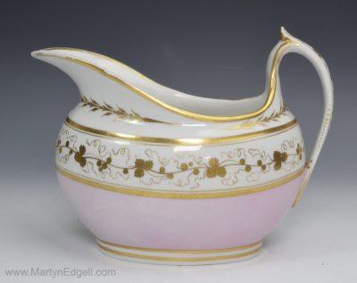 Antique porcelain creamer