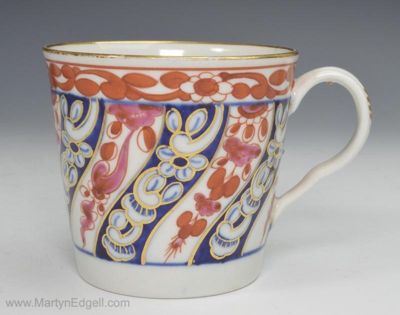 Worcester porcelain cup
