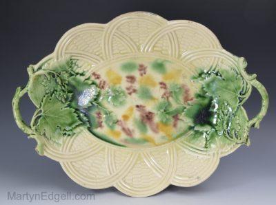 Whieldon creamware stand