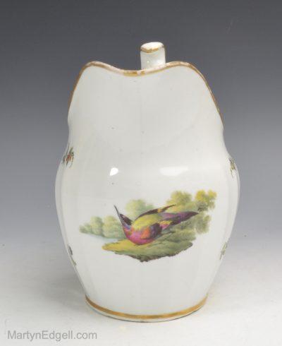 Coalport porcelain creamer