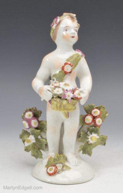 Bow porcelain figure