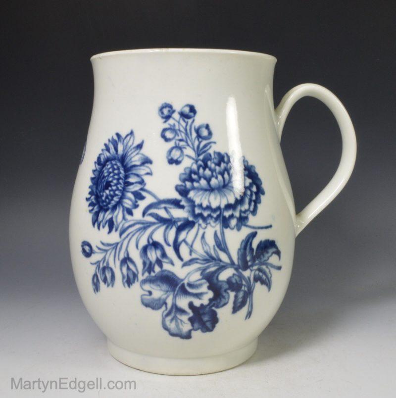 Worcester porcelain mug