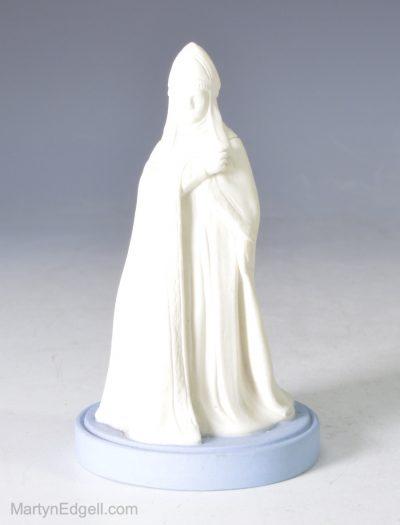 Wedgwood chess piece