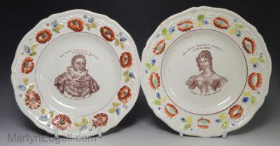 Commemorative plates
