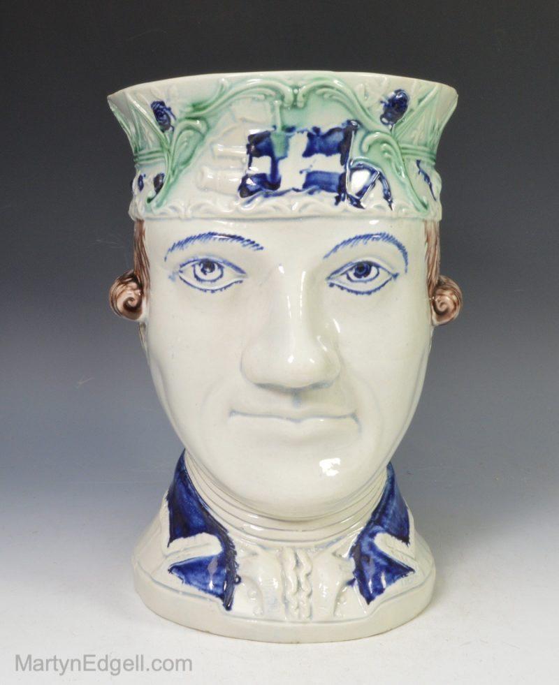 Rodney commemorative mug
