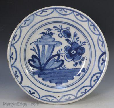 Dutch Delft plate