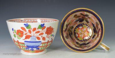 Two tea ware pieces