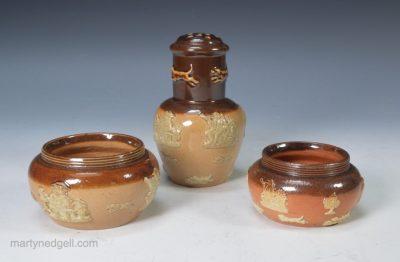 Doulton stoneware