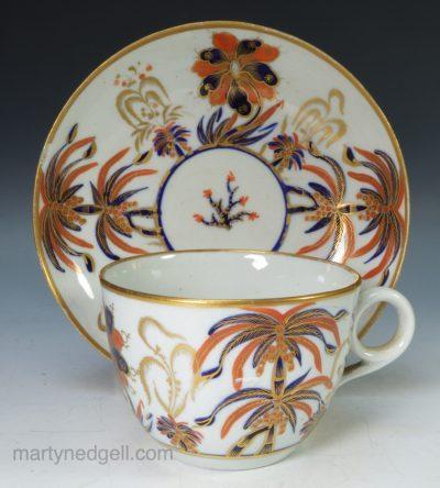 Regency cup & saucer