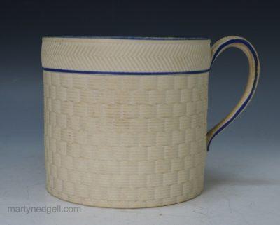 Wedgwood dry bodied mug