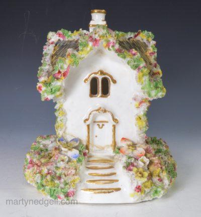 Porcelain cottage