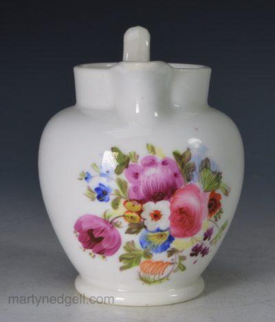 Porcelain miniature jug