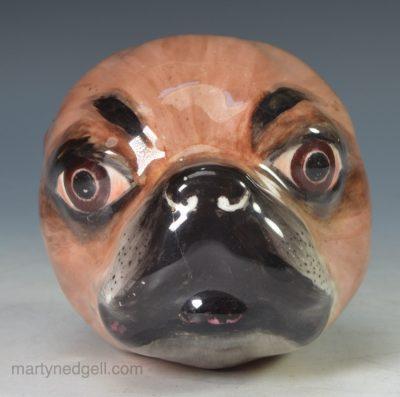Pug's head Bilson box