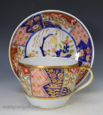 Coalport cup & saucer