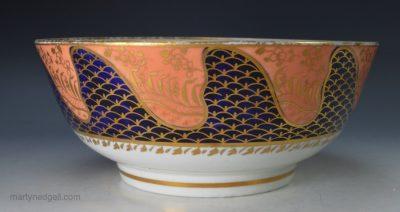 Regency porcelain bowl