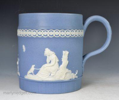 Turner jasper ware mug